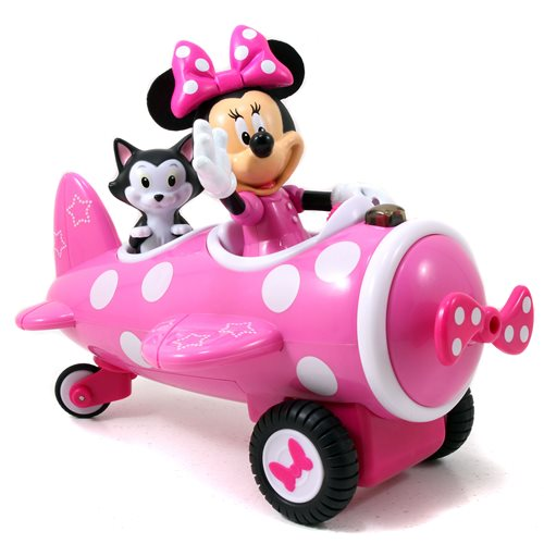 Disney Minnie Mouse Airplane RC Vehicle