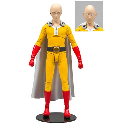 One-Punch Man Saitama 7-Inch Action Figure