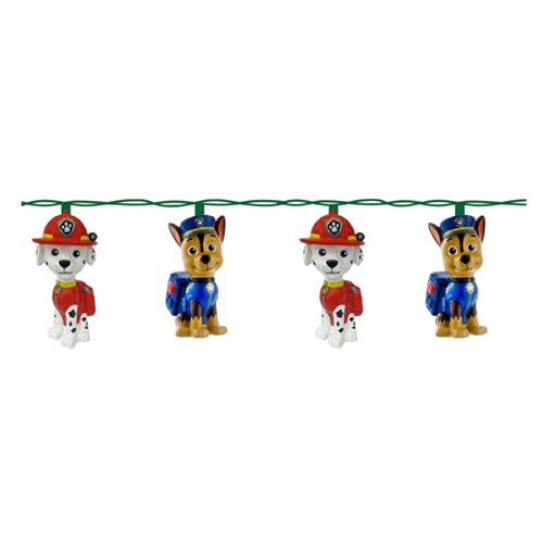 Paw Patrol Marshall and Chase Light Set