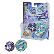 Beyblade Burst Surge Glide Dullohan D6 and Minoboros M6 Tops 2-Pack