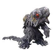 Godzilla Kaiju Series Hedorah 1971 Version Sofubi Vinyl Figure - Previews Exclusive