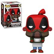 Deadpool 30th Anniversary Coffee Barista Pop! Vinyl Figure