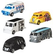 Hot Wheels Pop Culture Beatles 2019 Vehicle Case