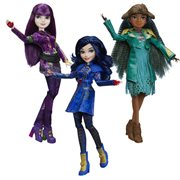 Disney Descendants D2 Movie Signature Dolls Wave 2 Revsion 1 Case