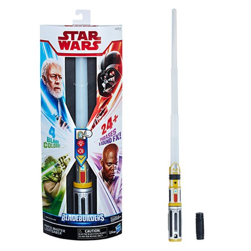 Star Wars Bladebuilders Force Master Lightsaber