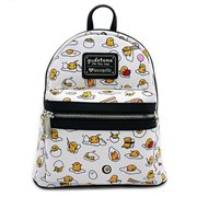 Gudetama Print Mini-Backpack