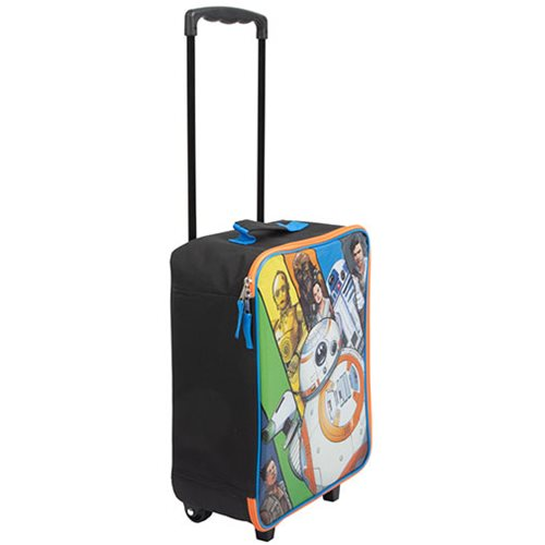 Star Wars: The Rise of Skywalker 14-Inch Kids Suitcase