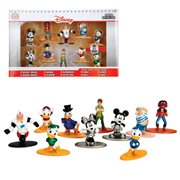 Disney Nano Metalfigs Die-Cast Metal Mini-Figures Wave 2 10-Pack