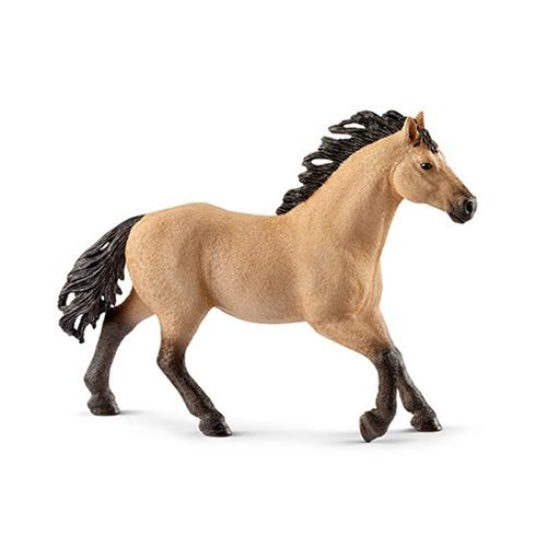 Horse Club Quarter Horse Stallion Collectible Figure