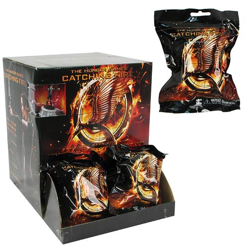 Hunger Games Catching Fire 2-Inch Mini-Figure 4-Pack