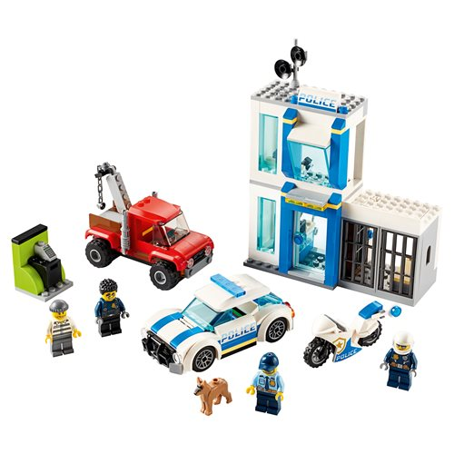 LEGO 60270 City Police Brick Box