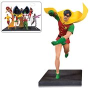 The New Teen Titans Robin Multi-Part Statue