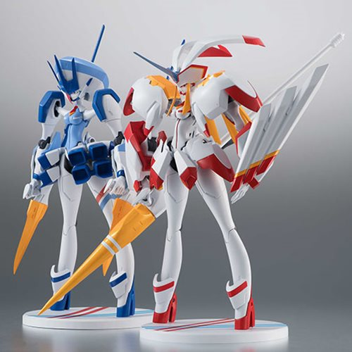 Darling In The Franxx Delphinium Bandai Robot Spirits Action Figure