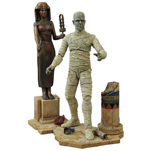 Universal Monsters Select Mummy Version 2 Action Figure