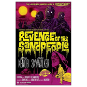 Star Wars Revenge of the Sandpeople Fine Art Lithograph