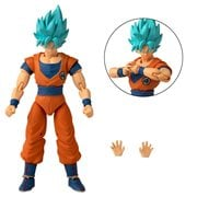 Dragon Ball Stars Super Saiyan Blue Goku Version 2 Action Figure