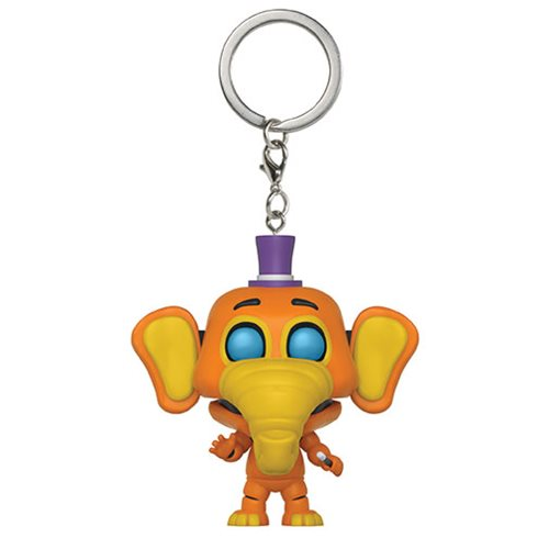 Five Nights at Freddy's: Pizza Simulator Orville Elephant Pocket Pop! Key Chain