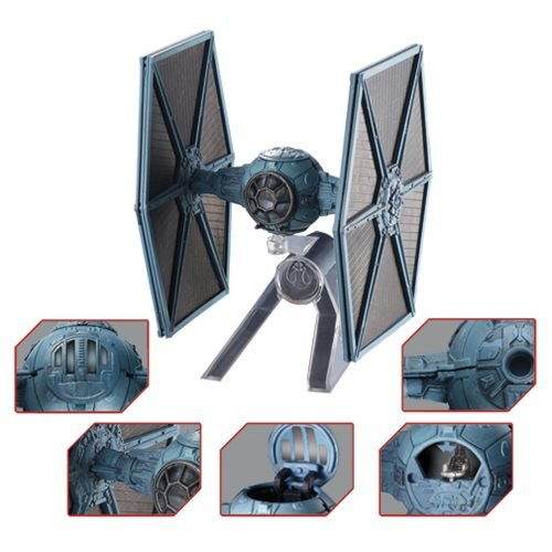 Star Wars ESB TIE Fighter Hot Wheels Elite Metal Vehicle