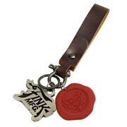BioShock Devil's Kiss Wax Seal Key Chain