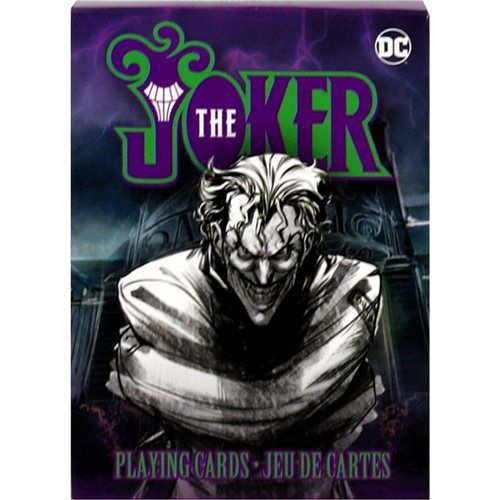 The Joker Playing Cards