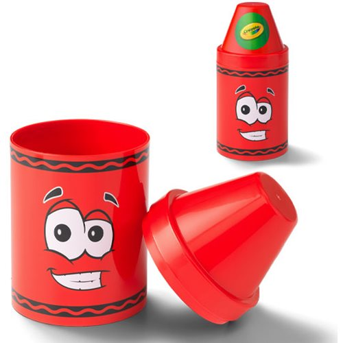Crayola Large Red Storage Tip