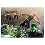 Suicide Squad The Joker MightyPrint Wall Art Print