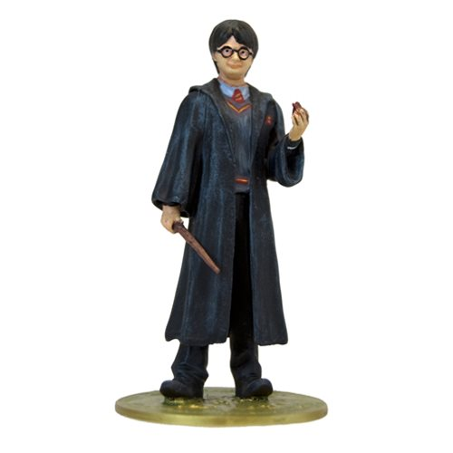 Harry Potter Harry Year 1 Metal Miniature Mini-Figure