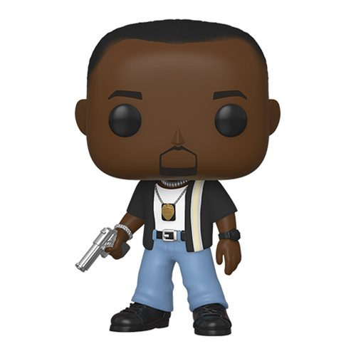 Bad Boys Marcus Burnett Pop! Vinyl Figure