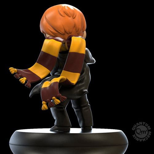 Harry Potter Ron Weasley's First Spell Q-Fig Diorama Figure