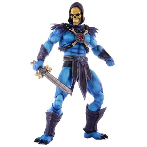 Masters of the Universe Skeletor 1:6 Scale Action Figure