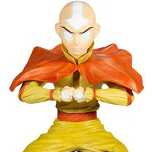 Avatar: The Last Airbender Aang 12-Inch Statue