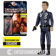 Terminator 2 T-1000 Final Battle ReAction 3 3/4-Inch Retro Action Figure - Entertainment Earth Exclusive