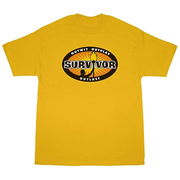 Survivor Gold Burst T-Shirt