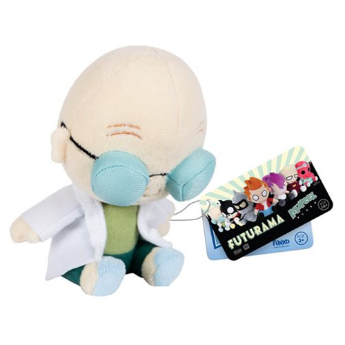 Futurama Professor Farnsworth Mopeez Plush
