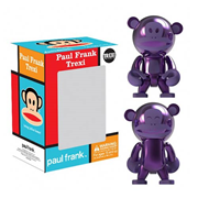 Paul Frank Astronaut Julius Purple Chrome Version Trexi Mini-Figure