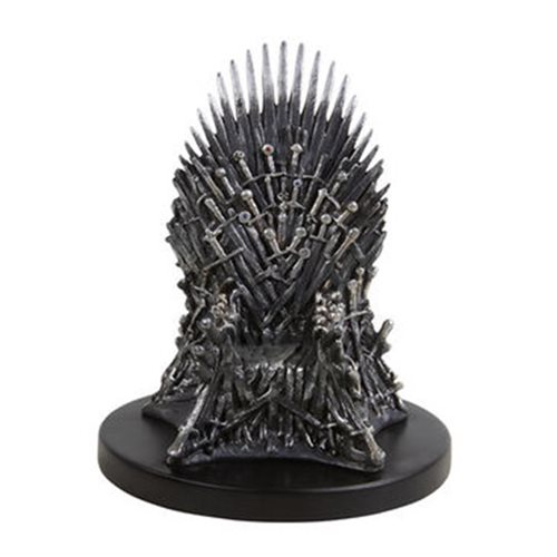 Game of Thrones Miniature Iron Throne 4-Inch Replica Statue
