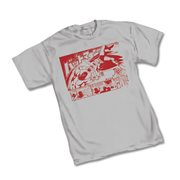 Batman Bat-Manga II by Jiro Kuwata Gray T-Shirt