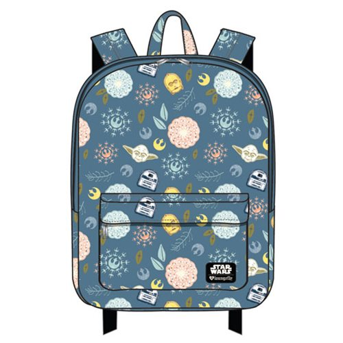 Star Wars Bloom Character Print Backpack