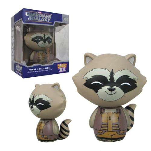 Guardians of the Galaxy Rocket Raccoon 6-Inch Dorbz XL Vinyl Figure