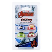 Avengers GumiDrop Cable Holder 4-Pack