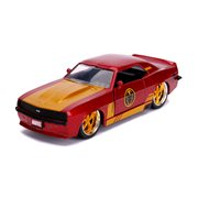 Marvel Hollywood Rides Iron Man 1969 Chevy Camaro 1:32 Scale Die-Cast Metal Vehicle