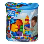 Mega Bloks Big Building Classic 80 Piece Bag