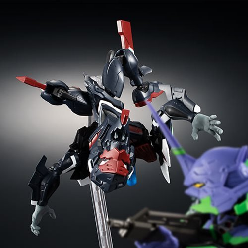 Evangelion: 2.0 You Can Not Advance EVA UNIT 9th Angel Evangelion Production Model-03 NXEDGE Style A