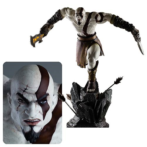 God of War Kratos 1:4 Scale Statue