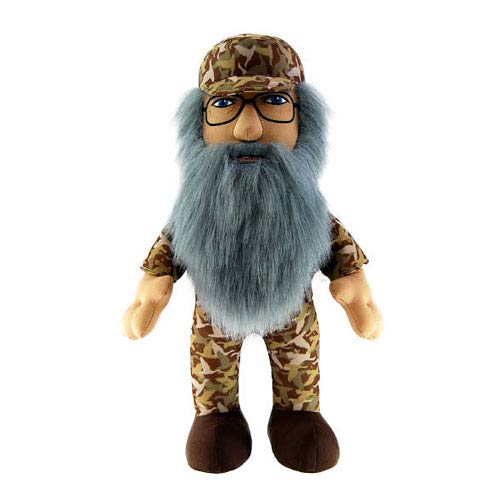 Duck Dynasty Si Robertson 24-Inch Talking Plush
