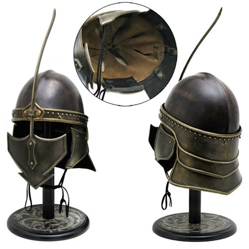 Game of Thrones Unsullied Helmet Prop Replica