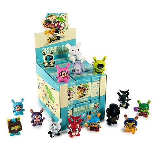 DCON Dunny Vinyl Mini-Figures Display Tray