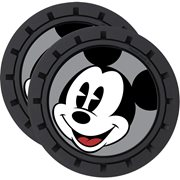 Mickey Mouse 2-Pack Car Cup Coaster Set