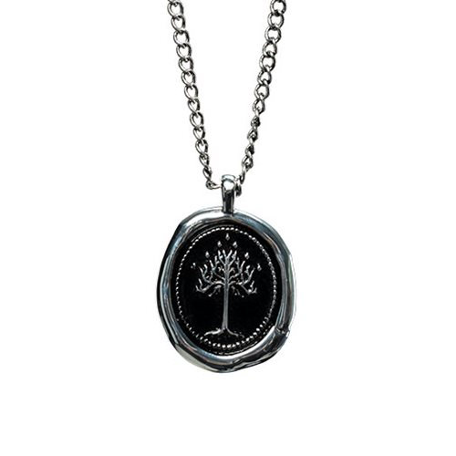 The Lord of the Rings Gondor Wax Seal Necklace