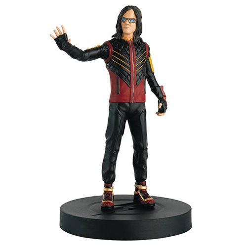Flash TV Series Vibe Figure with Collector Magazine #6